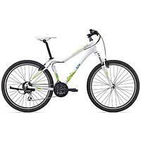 """Велосипед женский 26"""" Giant 2015 Enchant 1 белый/зеленый М/18"""