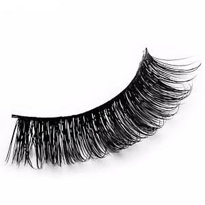 Норковые накладные ресницы Mink 3D Hair™ S Series S006