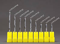 Фрезы одноперые 3,175*3,175 мм