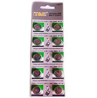 Батарейка таблетка T&E G 4