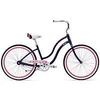"Велосипед женский 26"" Giant 2015 Simple Single W темно-синий"