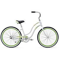 "Велосипед женский 26"" Giant 2015 Simple Single W белый"