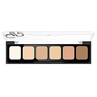 Консиллеры для макияжа Golden Rose Correct&Conceal Concealer Cream Palette №01