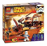"Конструктор Bela Space Wars 10370 ""Дроид поддержки"" 163 детали (аналог Lego Star Wars), фото 1"