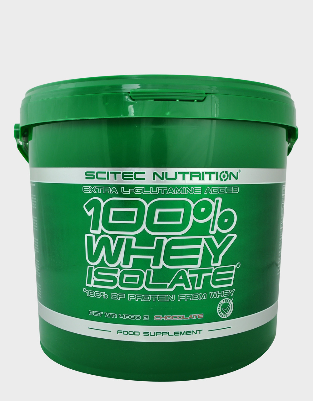 Протеин Scitec Nutrition 100% Whey Protein Isolate 4 kg