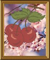 СКМ-11 Схема для вышивки бисером Вишневий цвіт.