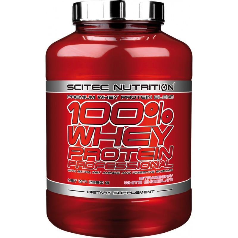 Протеин Scitec Nutrition 100% Whey Protein Professional 2,3 kg