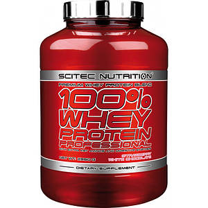 Протеин Scitec Nutrition 100% Whey Protein Professional 2,3 kg