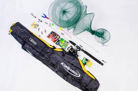 """Рыболовные наборы в сборе """"Бери и лови"""""""