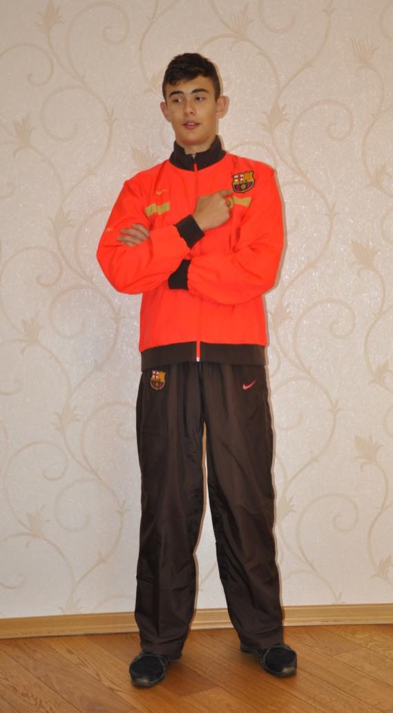 Мужской спортивный костюм Nike Football Training