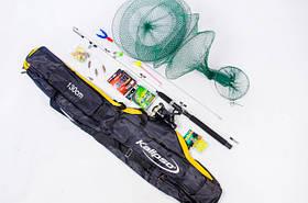 Рыболовные наборы на мирную рыбу(донка /пружина)