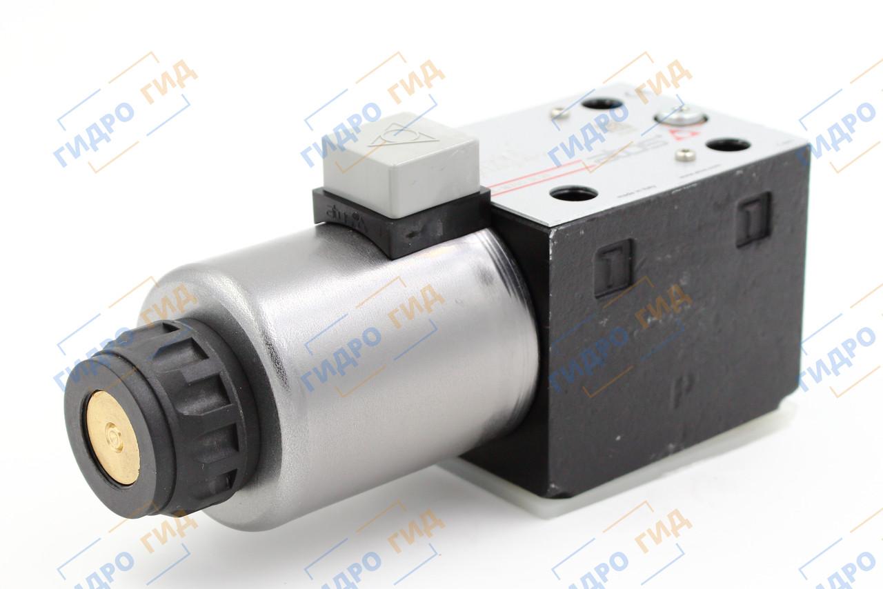 Гидрораспределитель с электромагнитным управлением Atos DKE (ДУ 10)  - Одномагнитный