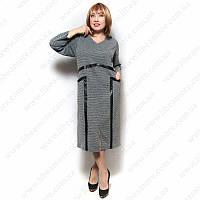 Женское повседневное платье большого размера супербатал