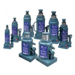 Домкраты гидравлические бутылочные