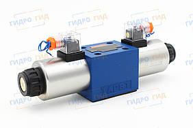 Гидрораспределитель с электромагнитным управлением ВЕ 10 (WE10, РЕ10, ПЕ10) Двухмагнитный