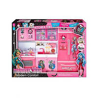 """Стильная функциональная мебель для кукол QF26210 Кухня """"Monster High"""""""