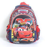 """Школьный рюкзак для мальчика """"Тачка"""""""