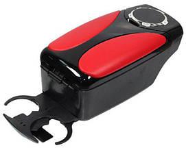 Подлокотник НJ48004A black+red Vitol