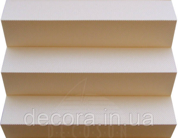Штора плісе Lumiere 02 Custard, фото 2