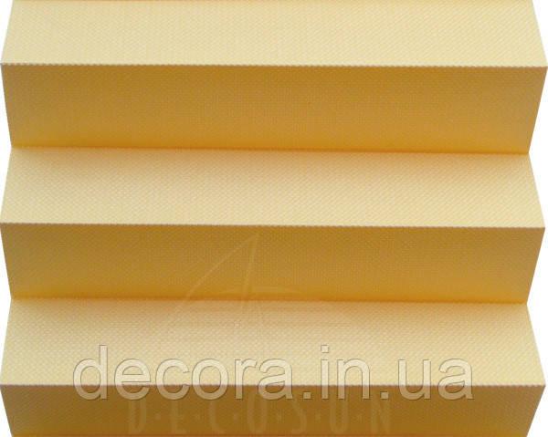 Штора плісе Lumiere 04 Cream