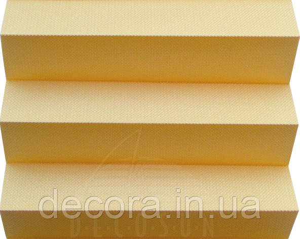 Штора плісе Lumiere 04 Cream, фото 2