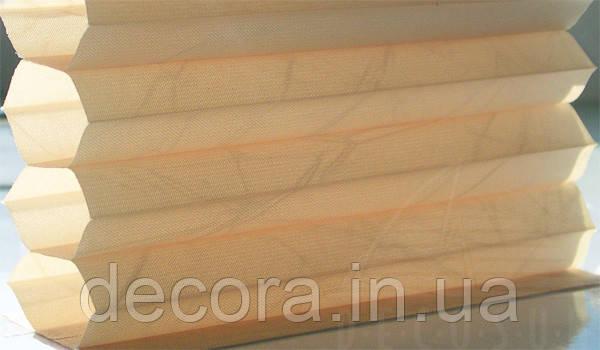 Штора плісе Icona 3305 Cappuccino
