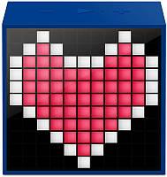 Акустическая система Divoom Timebox mini Blue (DIMTMIBL)