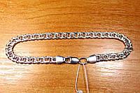 Браслет АРАБКА серебро 925 пробы 19см 7.62г
