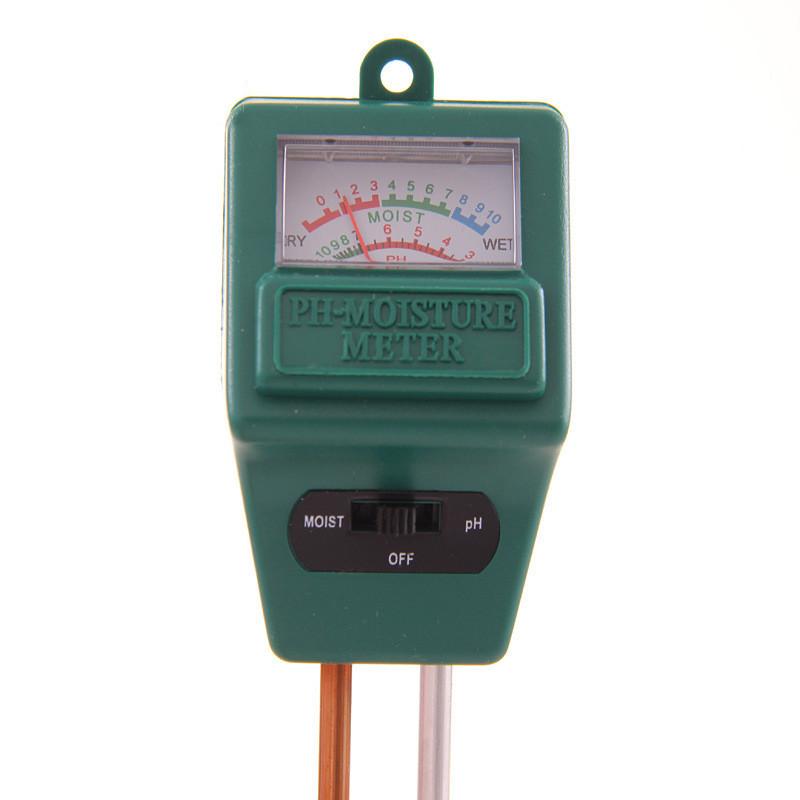 Вимірювач кислотності і вологості грунту МР-330