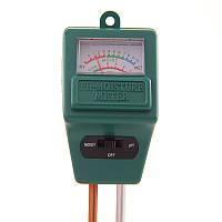 Вимірювач кислотності і вологості грунту МР-330, фото 1
