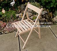 Складное кресло из бука, фото 1