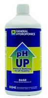 PH Up (повыситель уровня pH) 1 л.