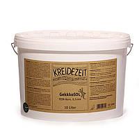 Натуральная  грунт-краска для стен и потолков  GekkkoSOL FEIN-Korn 0,5 mm   10 л