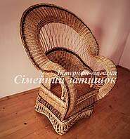 Красивое плетеное кресло, фото 1