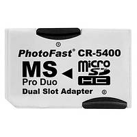 Adapter 2 Micro SD to Pro Duo