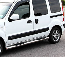 Подножки, Трубы на Renault Kangoo (1997-2008) Рено Кенго PRS