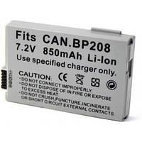 Аккумулятор Canon BP-208 Digital