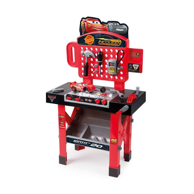 Мастерская игрушечная Cars Smoby 360310
