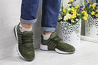 Женские кроссовки Nike Air Presto TP QS, темно-зеленые