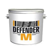 Огнезащитная краска для металлоконструкций «DEFENDER-М»