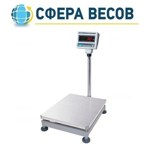 Весы электронные напольные CAS DB II-60E (30/60 кг)