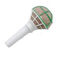 Портбукетница микрофон оазис флористическая пена основа для свадебного букета 12 см 1 шт