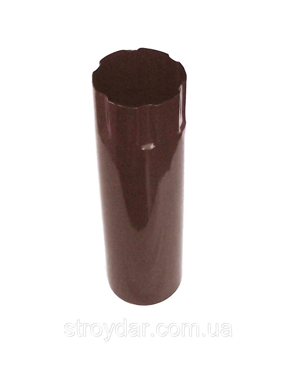 Труба водостічна JLine 90мм L-1м