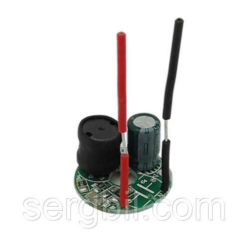 LED драйвер 2-5Вт 30мА 70-160В, харчування 180-265В неізольований