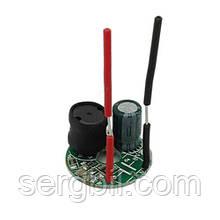 LED драйвер 25-50х0,1Вт 30мА 70-160В, 5Вт, питание 180-265В неизолированный