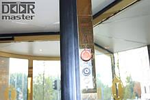 Автоматическая револьверная дверь KA023 на три створки, d=2400мм, фото 3