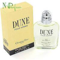 Christian Dior Dune pour Homme - Туалетная вода (тестер) 100 мл