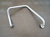Труба приемная ЛАЗ 695 левая (ЗАВОДСКАЯ ОЭМЗ) (695-1203028 (ОЭМЗ))