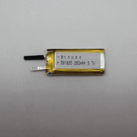 Аккумулятор Молния 260mAh 3.7V
