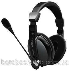 Наушники Havit  HV-H136d, Iron Grey, with mic